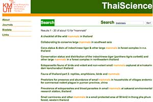 Thai Science