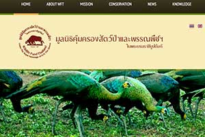 Wildlife Fund Thailand