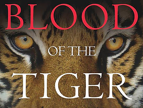 J.A. Mills - Blood of the Tiger