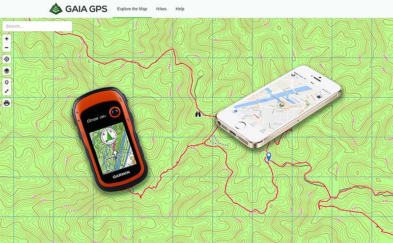 Wildlife Thailand - Gaia GPS app - FORUM